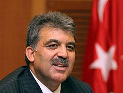 Cumhurbaşkanı Gül Tunceli'ye gidiyor