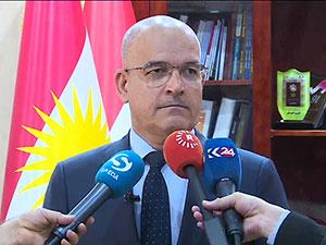 Kürdistan'dan uçuş yasağı açıklaması