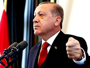 Erdoğan: ABD'nin bize karşı bir planı olduğu açık