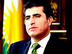 Başbakan Neçirvan Barzani Fransa'da