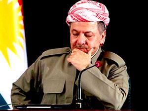 Mesud Barzani'den başsağlığı mesajı