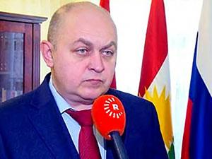 Rus Başkonsolos: Erbil'den çekilmedik, çekilmeyeceğiz