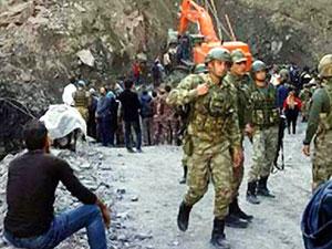 Şırnak'ta madende göçük: 6 işçi yaşamını yitirdi