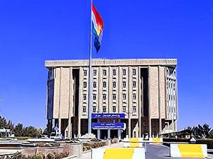 Kürdistan Parlamentosu yemin töreni için toplanıyor