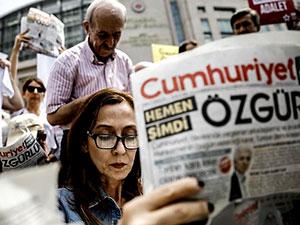 THY 'Cumhuriyet gazetesi' alımını durdurdu