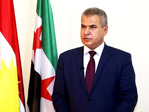 ENKS Başkanı: PYD Rojava'ya girmeme izin vermiyor