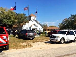 ABD'de kiliseye saldırı: En az 27 kişi hayatını kaybetti