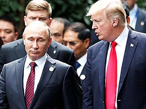 Putin ve Trump: 'Suriye'deki çatışmanın askeri çözümü yok'