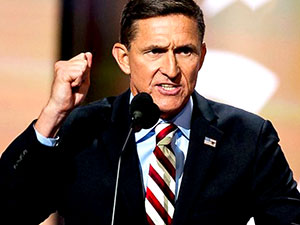 Flynn FBI'a yalan ifade verdiğini itiraf etti