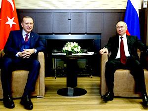 Erdoğan: Rusya ile ilişkilerimiz daha da güçlenecek