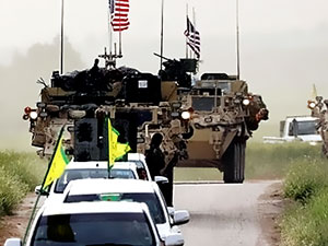 ABD'li yetkili: YPG'yle ilişkimiz taktiksel ve geçici