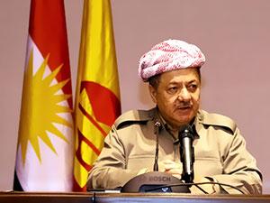 Barzani: Kimse Kürdistan halkının iradesini kıramaz
