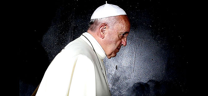Papa: Müslüman kardeşlerimizin yanındayım