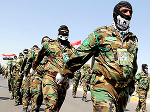 Fetih Koalisyonu: 'Heşdi Şabi'ye saldırılar savaş ilanıdır'