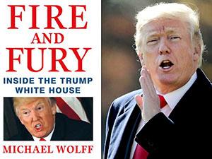 Trump'ın ilk yılını anlatan kitapta neler var?