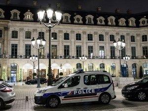 Paris'te lüks otelde 5 milyon avroluk soygun