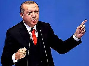 Erdoğan: ABD'ye elektronik boykot uygulayacağız