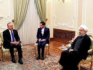 İran: Çavuşoğlu Afrin konusunda güvence verdi