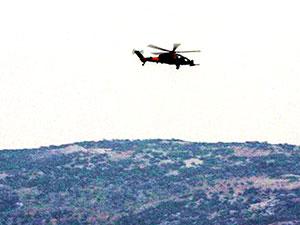 Genelkurmay: ATAK tipi helikopter kırıma uğradı