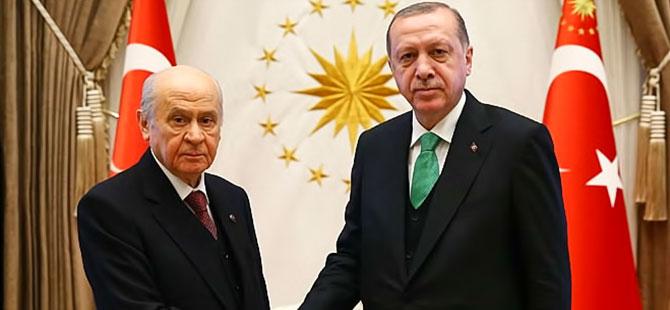 Erdoğan ile Bahçeli eleştirilen yeni sistemi konuşacak