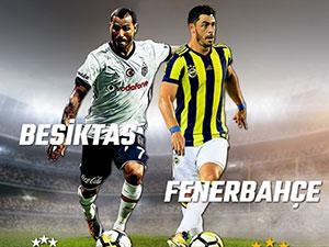 Beşiktaş-Fenerbahçe rekabetinde 345. randevu