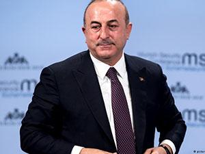 Çavuşoğlu: 'Afrin harekatı Mayıs'a kadar biter'