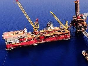 ABD 6. Filo'su doğal gaz için Kıbrıs açıklarında