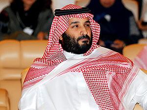 Suudi Veliaht Prensi: 'Türkiye şer üçgeninde'