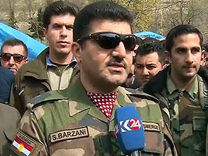 Şirvan Barzani: Peşmerge güçleri her durum için hazırdır