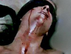 Askeri çıldırtan işkence sahnesi Video