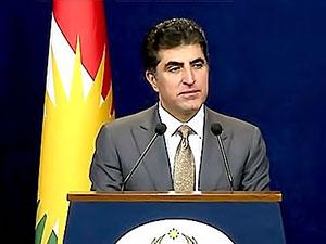 Neçirvan Barzani'nin yemin töreni başladı