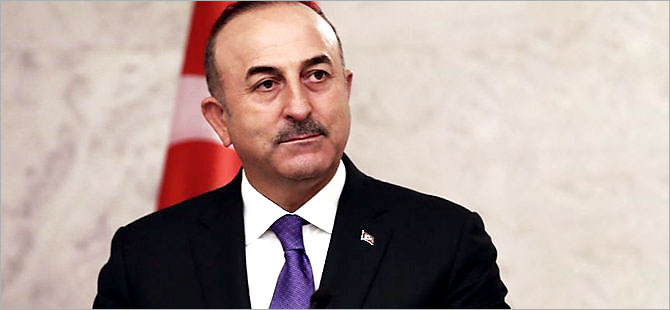 Çavuşoğlu: 'Esad kazanırsa birlikte çalışabiliriz'