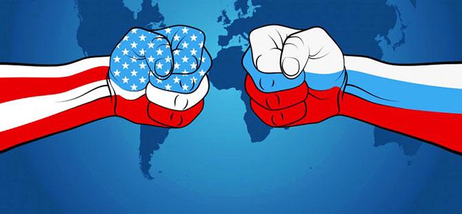 Suriye'de ABD ile Rus zırhlı araçları birbirine girdi