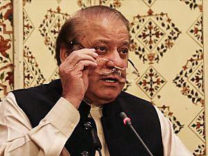 Eski Pakistan Başbakanı Şerif ömür boyu siyasetten men edildi