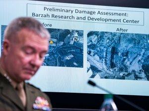 Pentagon'dan 'Suriye saldırısı' açıklaması