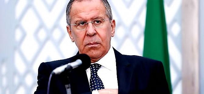 Lavrov: İdlib 'en ciddi sorunlardan biri'