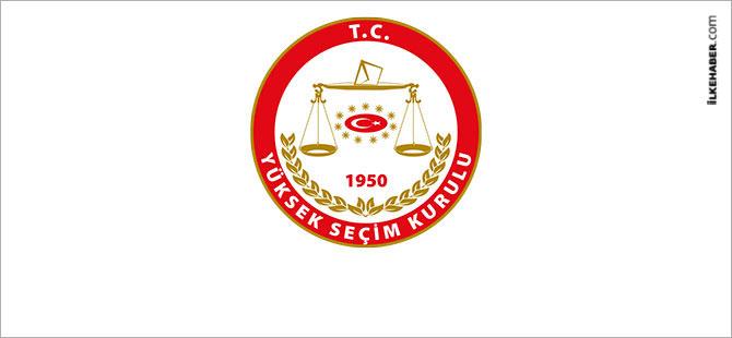 YSK, İstanbul için gerekçeli kararını açıkladı