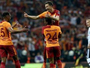 Derbinin galibi Galatasaray: 2-0