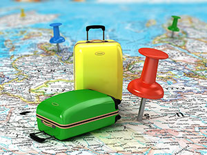 Seyahat için geçen yıl 35 milyar lira harcandı