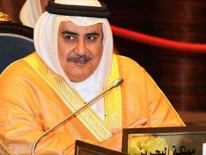 Bahreyn Dışişleri Bakanı'ndan İsrail'e destek