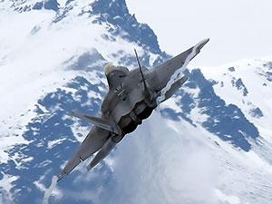 ABD uçakları Rus uçaklarının yolunu kesti