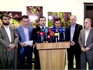 6 partiden ortak açıklama: Seçimlere hile karıştırıldı