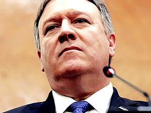 Pompeo'dan Kuzey Kore ve İran açıklaması