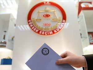 YSK: Yerel seçime 13 parti katılacak