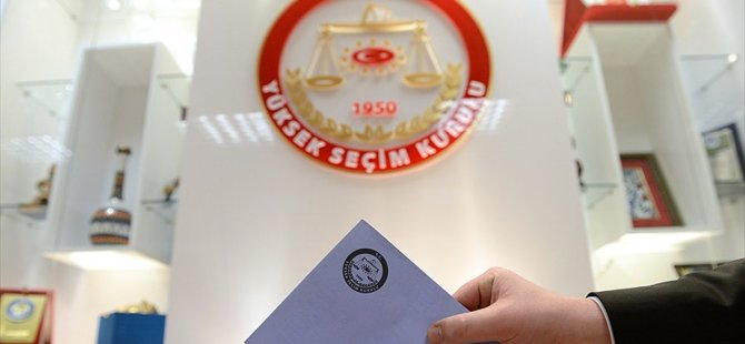 YSK Başkanı: 56 bin 495 seçmenin kaydı