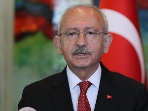 Kılıçdaroğlu: Gazze'de yaşanan katliamı lanetliyorum