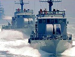 Kuzey ve Güney Kore donanmaları çatıştı