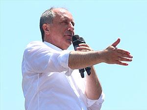 İnce: Sevgili Erdoğan sen Kürtleri sevmiyorsun