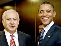 Obama Netanyahu iki saat görüştü