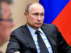 Kremlin: Putin Şam'da Esad'la görüştü